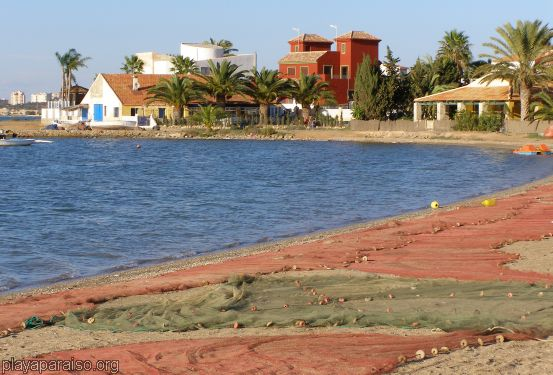 Mar Menor beach