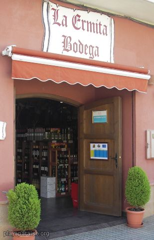 Bodega in Los Belones