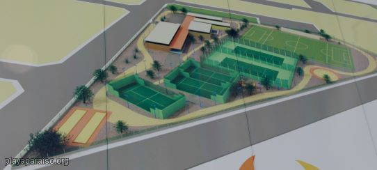 New plan for sports centre