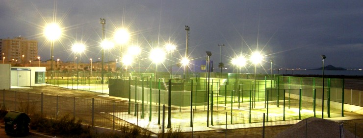 Playa paraiso sports centre